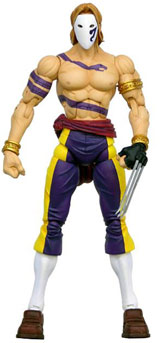 Street Fighter 15th Anniversary Series 2 Vega Action Figure