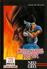 World Heroes Perfect Neo Geo AES