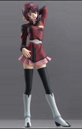 Gundam Seed Destiny Lunamaria Hawke Deluxe Voice I-Doll