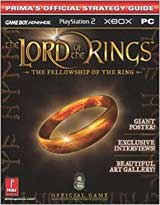 Lord of the Rings of the Fellowship of the Ring Official Strategy Guide