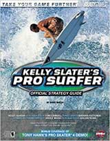 Kelly Slater Pro Surfer Official Strategy Guide Book