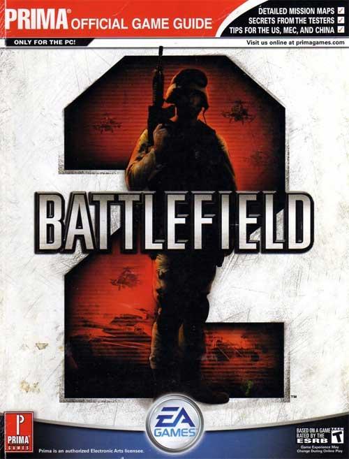 Battlefield 2: Modern Combat Official Strategy Guide Book