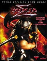 Ninja Gaiden Sigma Official Game Guide