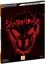 Splatterhouse Official Guide