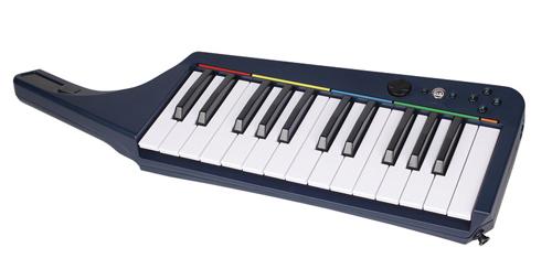Nintendo Wii Rock Band 3 Wireless Keyboard