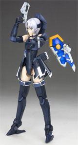 Phantasy Star Online Racaseal Shino Model Kit