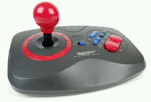 Nintendo QuickShot Arcade Stick QS-128N