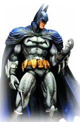 Batman: Arkham City Play Arts Kai Batman Action Figure
