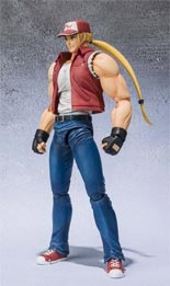 King of Fighters: Terry Bogard D-Arts Figure