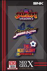 Neo Geo X Classics: Volume 2