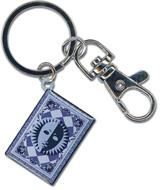 Persona 4 TV Card Keychain