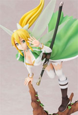 Sword Art Online: Leafa Fairy Dance Version 1/8 Scale Ani Statue