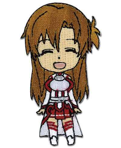 Sword Art Online Chibi Asuna Smile