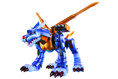 Digimon Metalgarurumon Action Figure