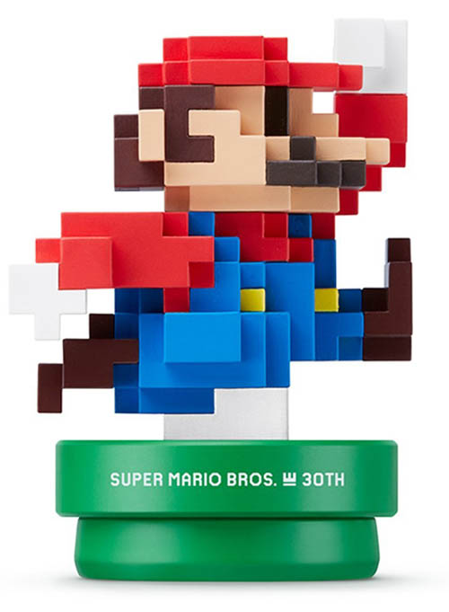 amiibo Mario Modern Color Super Mario 30th