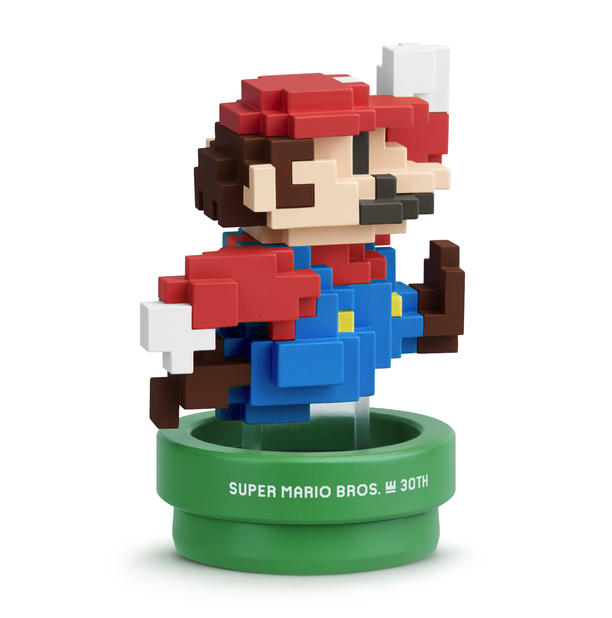amiibo Super Mario Bros. 30th Anniversary Mario - Modern Color