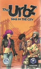 Urbz: Sims in the City (Instruction Manual)
