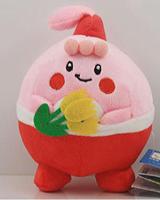 Pokemon Happiny and Flowers 6 Inch Plush