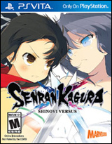 Senran Kagura: Shinovi Versus Game Only
