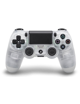 Playstation 4 DualShock 4 Wireless Controller Crystal Sony