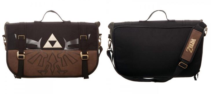Legend of Zelda Hylian Crest Messenger Bag
