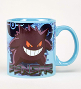 Pokemon Foil Gengar 20oz Mug