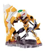 Evangelion Unit Zero Kai NXEdge Style Figure