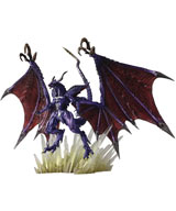 Final Fantasy: Bahamut Creatures Bring Arts Action Figure