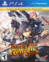 Legend of Heroes: Trails of Cold Steel III Early Enrollment Edition
