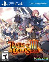Legend of Heroes: Trails of Cold Steel 3 Early Enrollment Edition