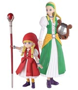 Dragon Quest XI: Bring Arts Veronica & Serena Action Figure Set