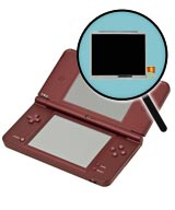 Nintendo DSi XL Repairs: Bottom LCD Screen Replacement Service