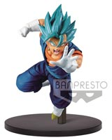 Dragon Ball Super Chosenshiretsuden V5 Super Saiyan God Super Saiyan Vegito Figure