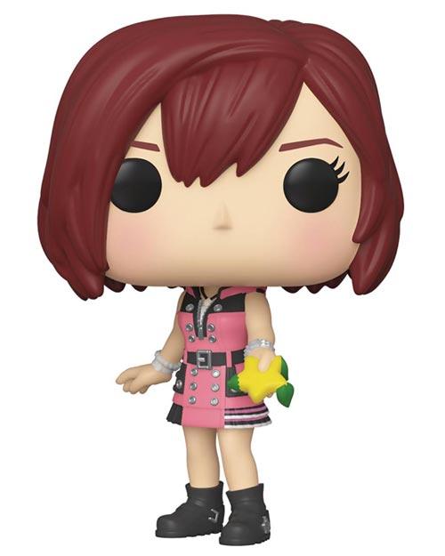 Pop Games Kingdom Hearts III Kairi Vinyl Figure