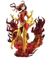 Marvel Dark Phoenix Rebirth Bishoujo Statue