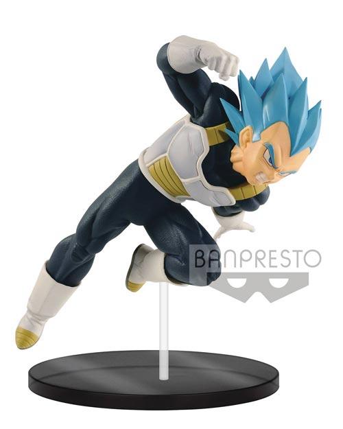Dragon Ball Super The Movie: Ultimate Soldiers Super Saiyan God Super Saiyan Vegeta Figure