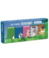 Studio Ghibli: My Neighbor Totoro Boxed Erasers Set