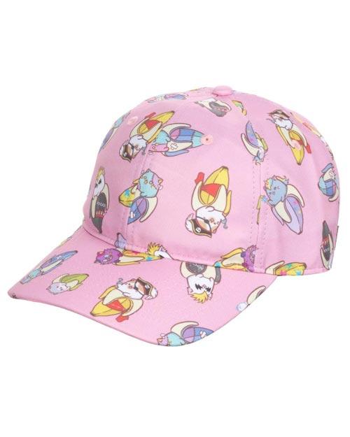 Bananya & Friends All Over Print Hat