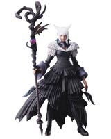 Final Fantasy XIV Y'shtola Bring Arts Action Figure