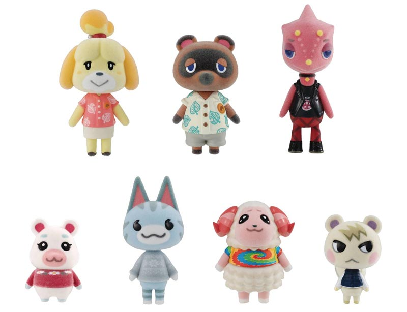 Animal Crossing New Horizons Villager Mini Fig BMB all figures