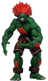 Street Fighter 15th Anniversary Series 2 Blanka Action Figure
