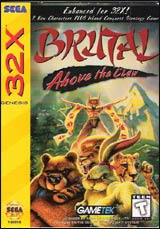 Brutal: Above the Claw / 32X