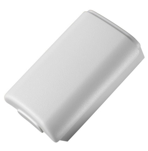 Xbox 360 Rechargeable Battery Pack Microsoft White