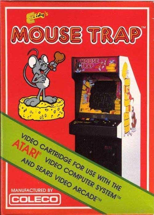 Mouse Trap (Coleco)