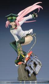 Creators Labo #13: Air Gear - Simca PVC Statue