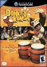 Donkey Konga Game Only