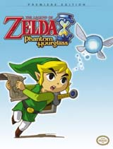 Legend of Zelda: Phantom Hourglass Premiere Edition Strategy Guide