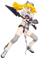 Fraulein Revoltech: Queen's Blade Elina Action Figure