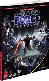 Star Wars: The Force Unleased Official Game Guide