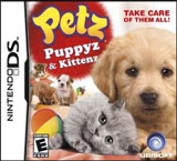 Petz: Puppyz and Kittenz